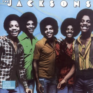 Pochette de l'album The Jacksons