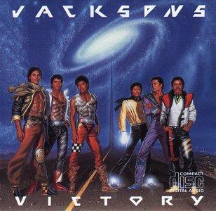 Pochette de l'album Victory