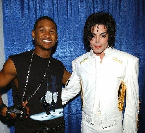 Interview d'Usher: Michael me manque... Usher