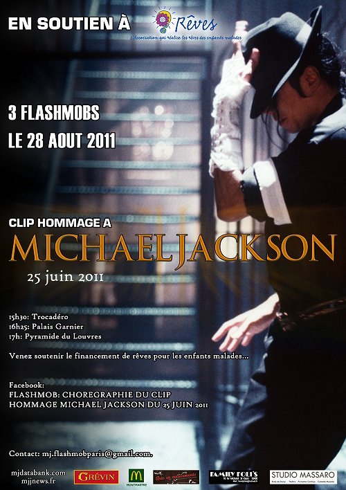 Flashmobs de MJ en Argentina Mjflashmobparis