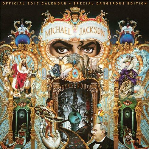 Calendrier  Michael Jackson ................ 2017