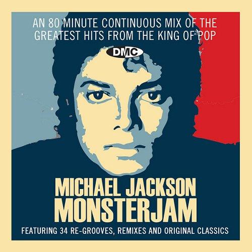 DMC Michael Jackson Monsterjam, un album d'un mix de 80 minutes pour les DJs... Dmcmonsterjam