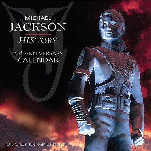 Calendrier  Michael Jackson ................ Danilo2015