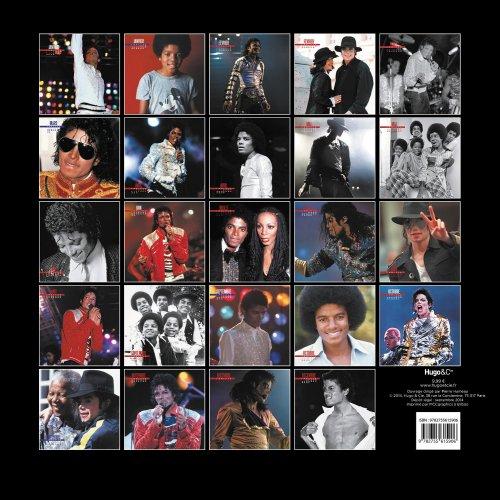 Calendrier  Michael Jackson ................ Hugo2015a
