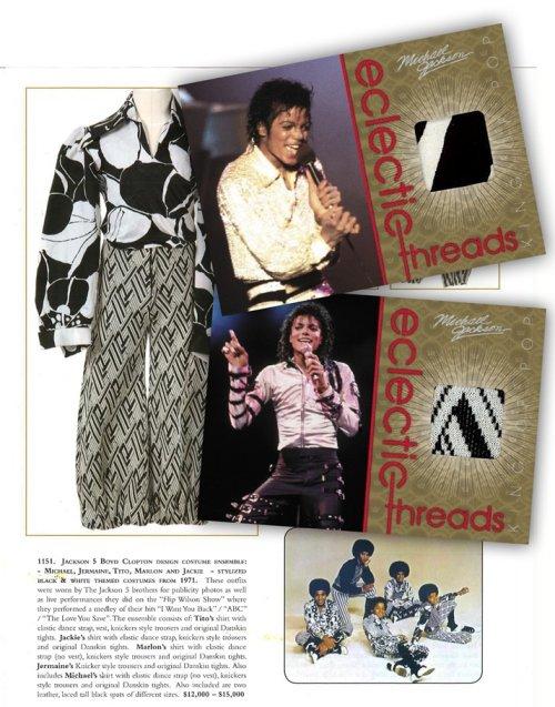 Les cartes Panini Michael Jackson Panini