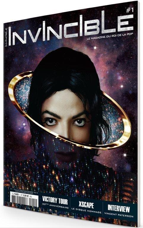 Michael Jackson & les Magazines Invincible