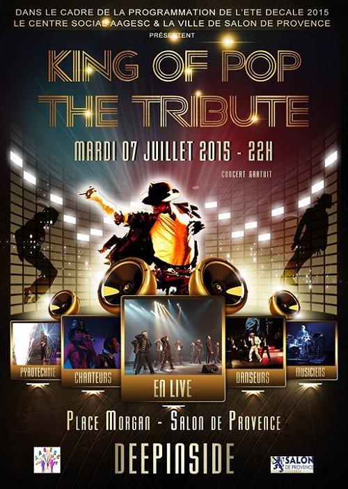 Hommages divers à  MJ.......... - Page 4 Salon07072015