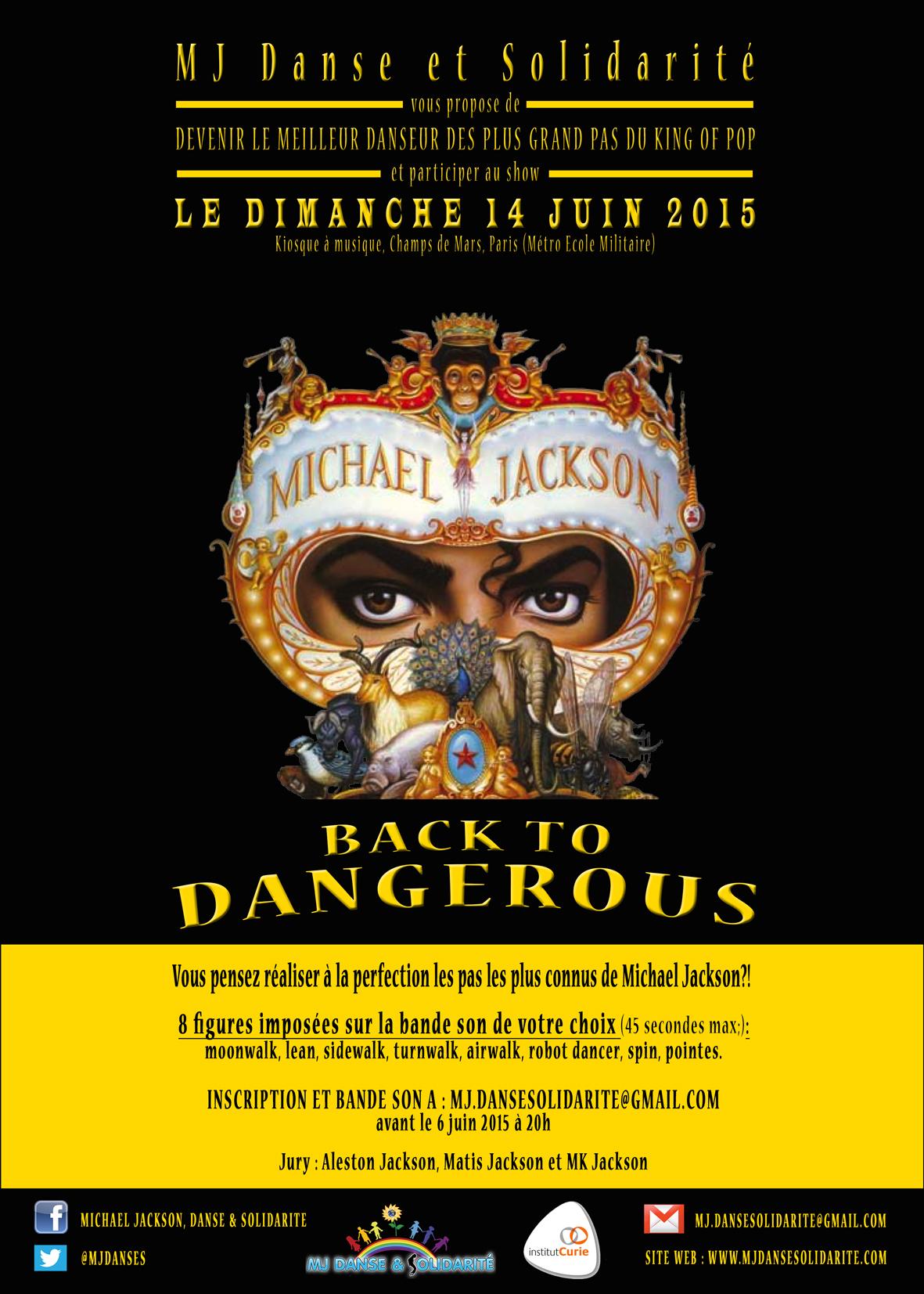 Hommages divers à  MJ.......... - Page 4 Casting060615