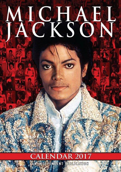 Calendrier  Michael Jackson ................ Mjhugo2017