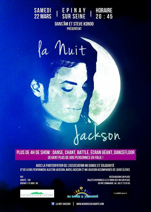 Hommages divers à  MJ.......... 220314