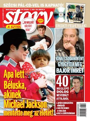 Michael Jackson & les Magazines Storyhu