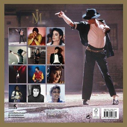 Calendrier  Michael Jackson ................ Calendar2016dos