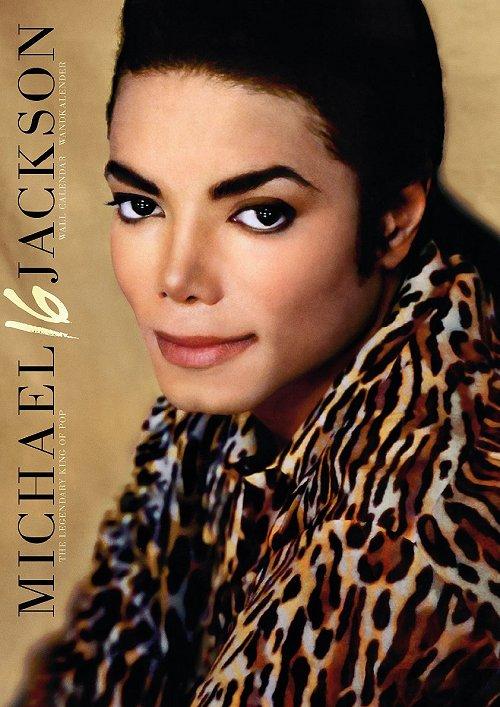 Calendrier  Michael Jackson ................ Ml
