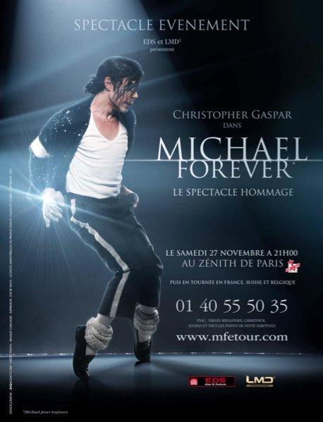 Michael (Jackson) for ever...  dans A voir sur Paris ! forever