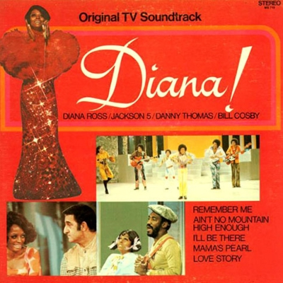Diana Ross original TV Soundtrack............. Diana