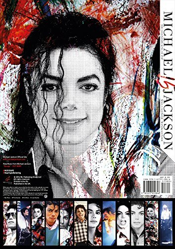 Calendrier  Michael Jackson ................ Dos