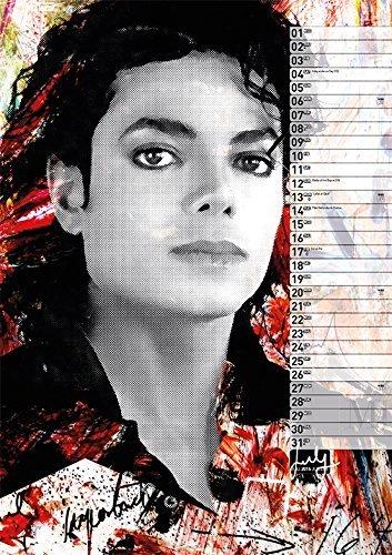 Calendrier  Michael Jackson ................ Juillet