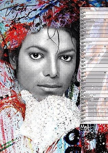 Calendrier  Michael Jackson ................ Mai
