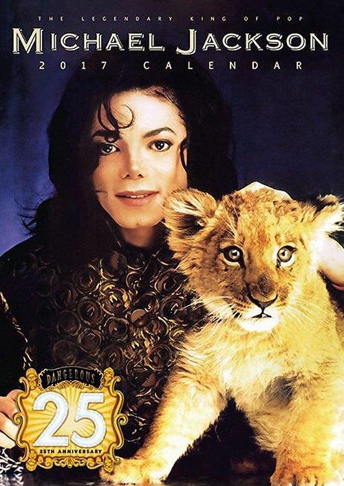 Calendrier  Michael Jackson ................ 140916